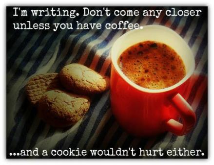 Writers and Coffee....