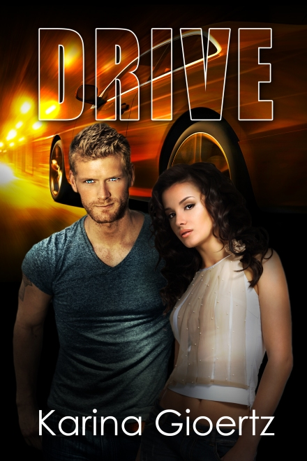Drive Front Cover